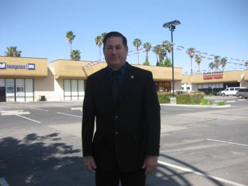 """""""I'm happy to help San Bernardino come back from a economic tough time.  I look forward to investing time and money to help make San Bernardino one of the most desired cities to move their business and call home,"""" said Katzman."""