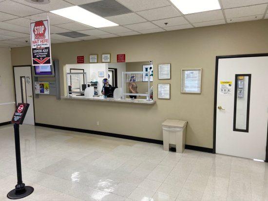 mt. Vernon wining room for LaSalle Medical Associates, Inc