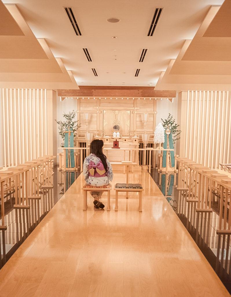 Keio Plaza Hotel Tokyo Tea Ceremony