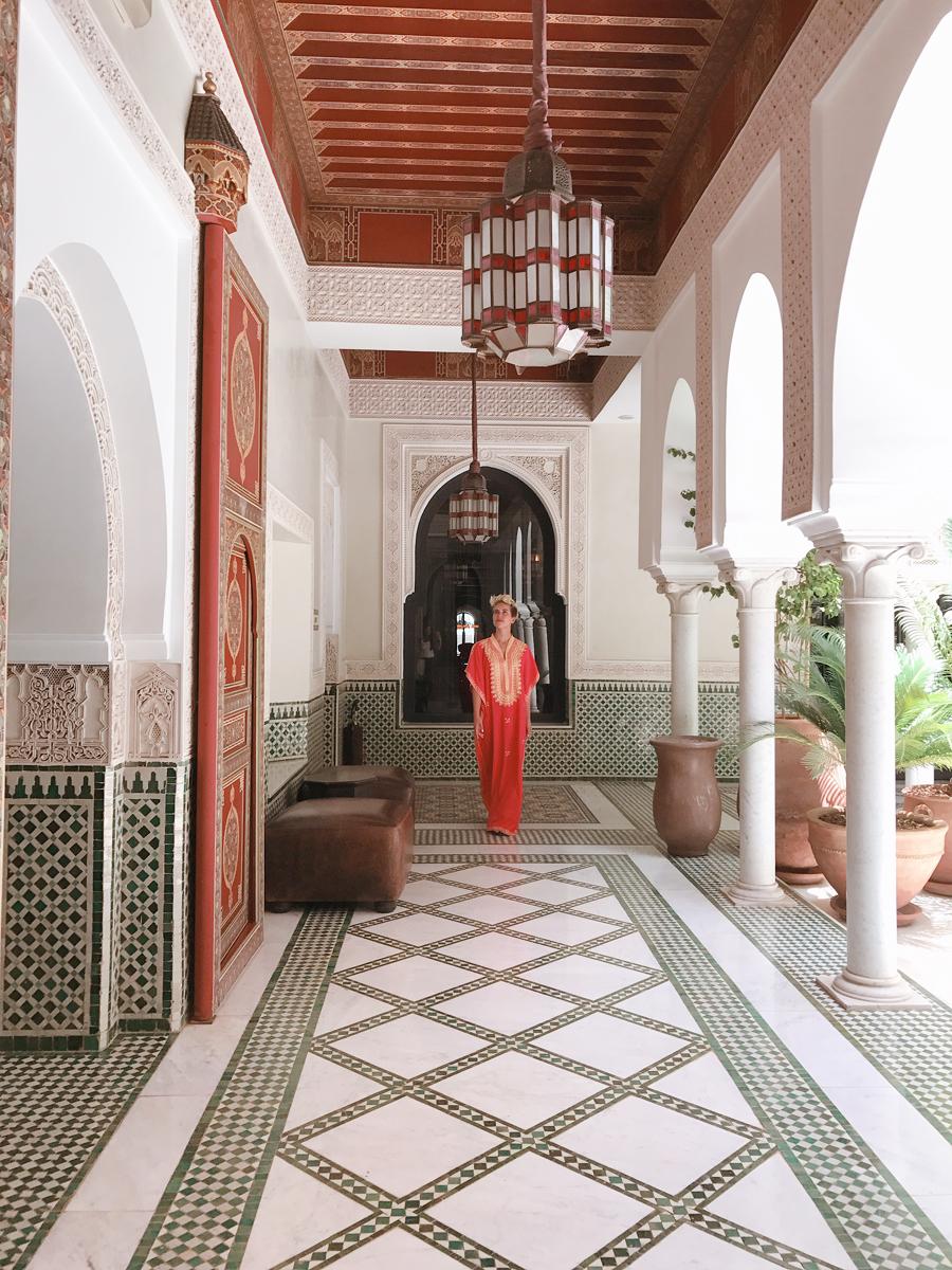 Hotels we love la mamounia marrakech morocco dame traveler for Hotel design marrakech