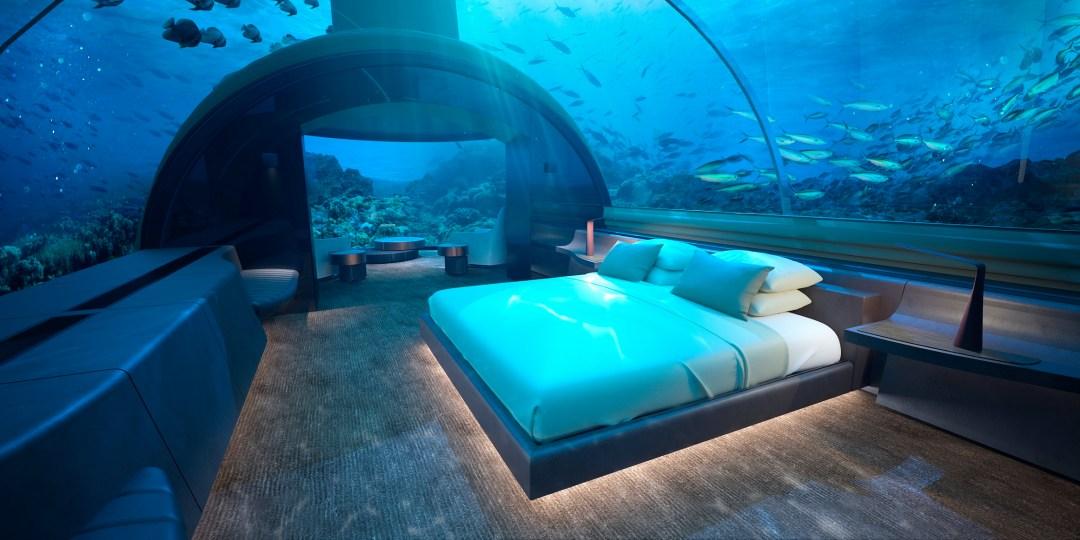 Hotels We Love: Conrad Maldives Rangali Island