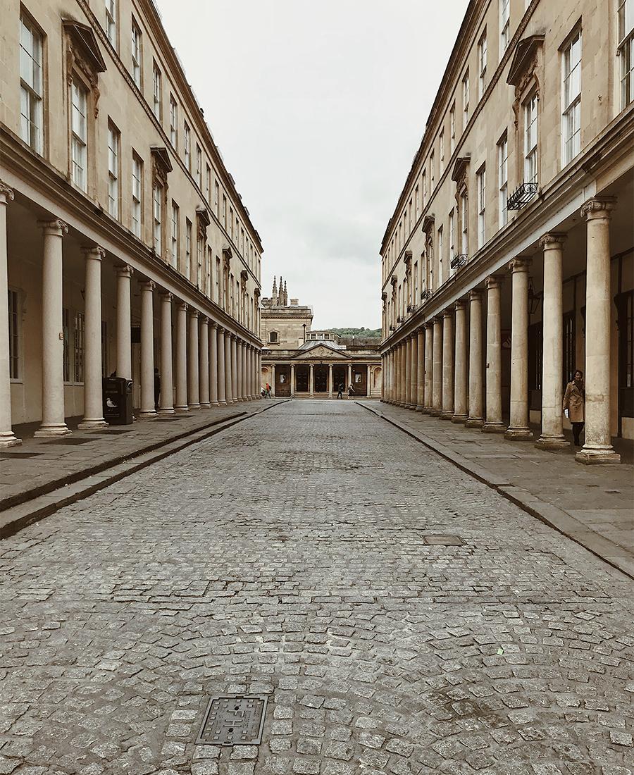 A Walk Through Bath & 6 Of Its Hidden Gems