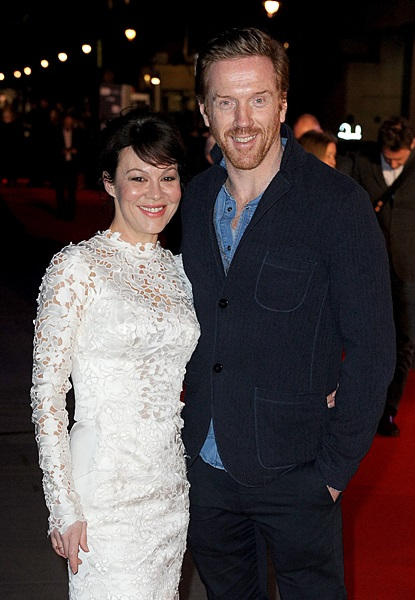 Damian Lewis at the BBC Films' 25th Anniversary Reception
