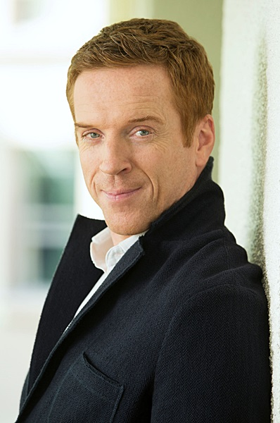 Damian Lewis in USA Today shoot