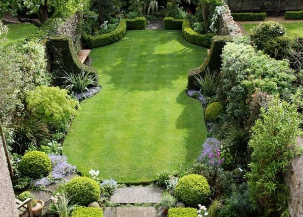 design garden small town Small town-garden - Damian Costello Garden Design