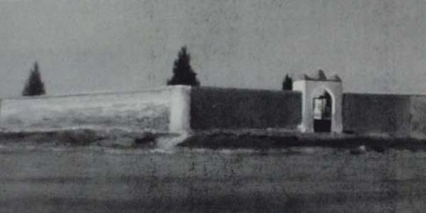 Cementerio de Abarca 14×40 cm