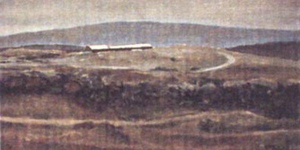 Caminos de Medinaceli. 20 x 30 cm