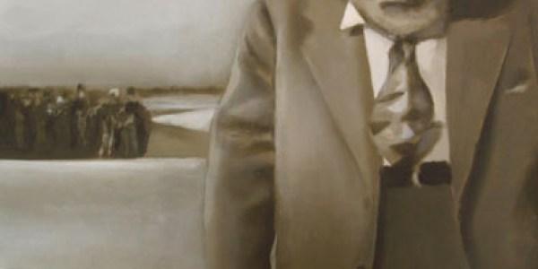 Calabuch. 2007. Óleo sobre lienzo. 30×30 cm.