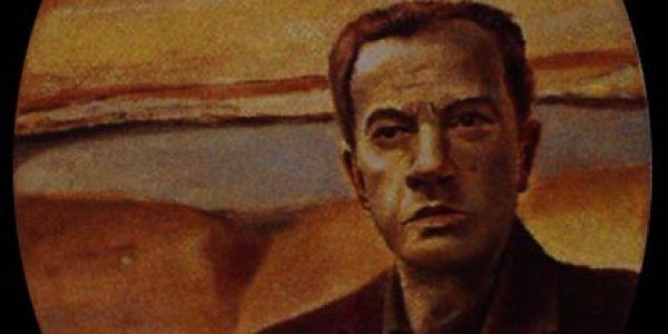 Juan Rulfo (30 x 24 cms)