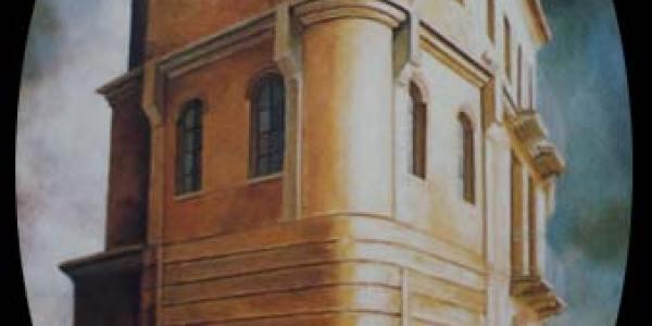Casa Sciascia. 170 x 116 cm