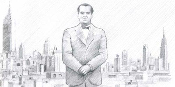 Federico García Lorca. 2007. Lápiz sobre papel