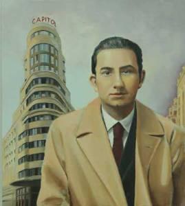Luis M. Feduchi, 2010, óleo/lienzo, 46x41 cm.