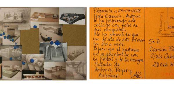 67ª POSTAL RECIBIDA ANTONIO, REYES Y ANTOÑUCO