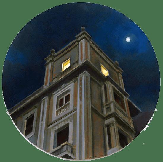 Los lugares de Ramón Gómez de la Serna (El torreón)