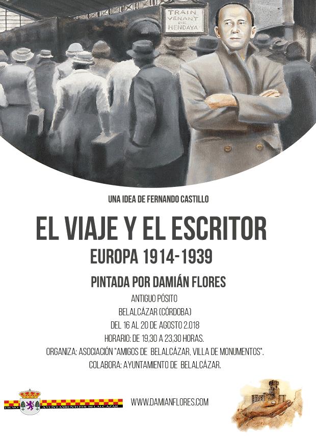 El viaje y el escritor en Belalcázar (Córdoba)