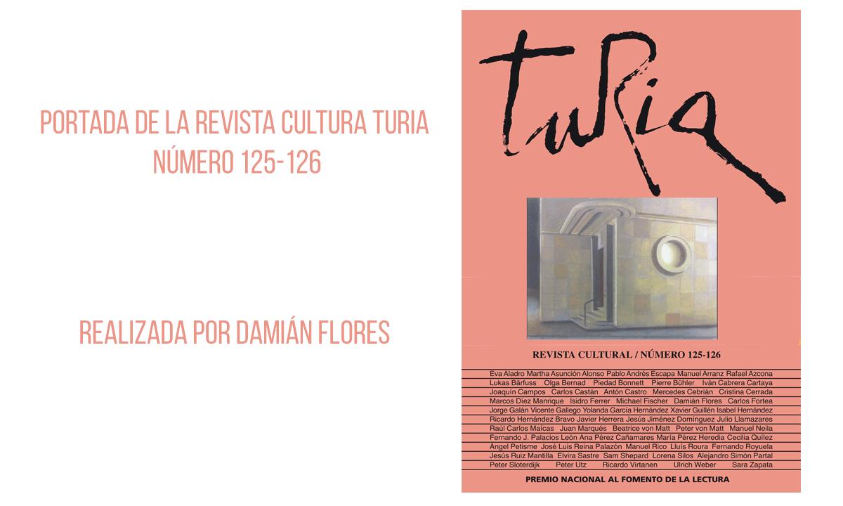 Portada de la Revista Cultural Turia