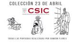 Portadas de libros de la Editorial CSIC