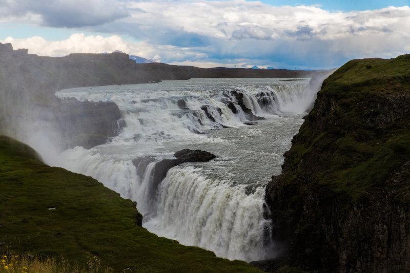 Guide Islande Lieux Incontournables DamienLB gullfoss cascade