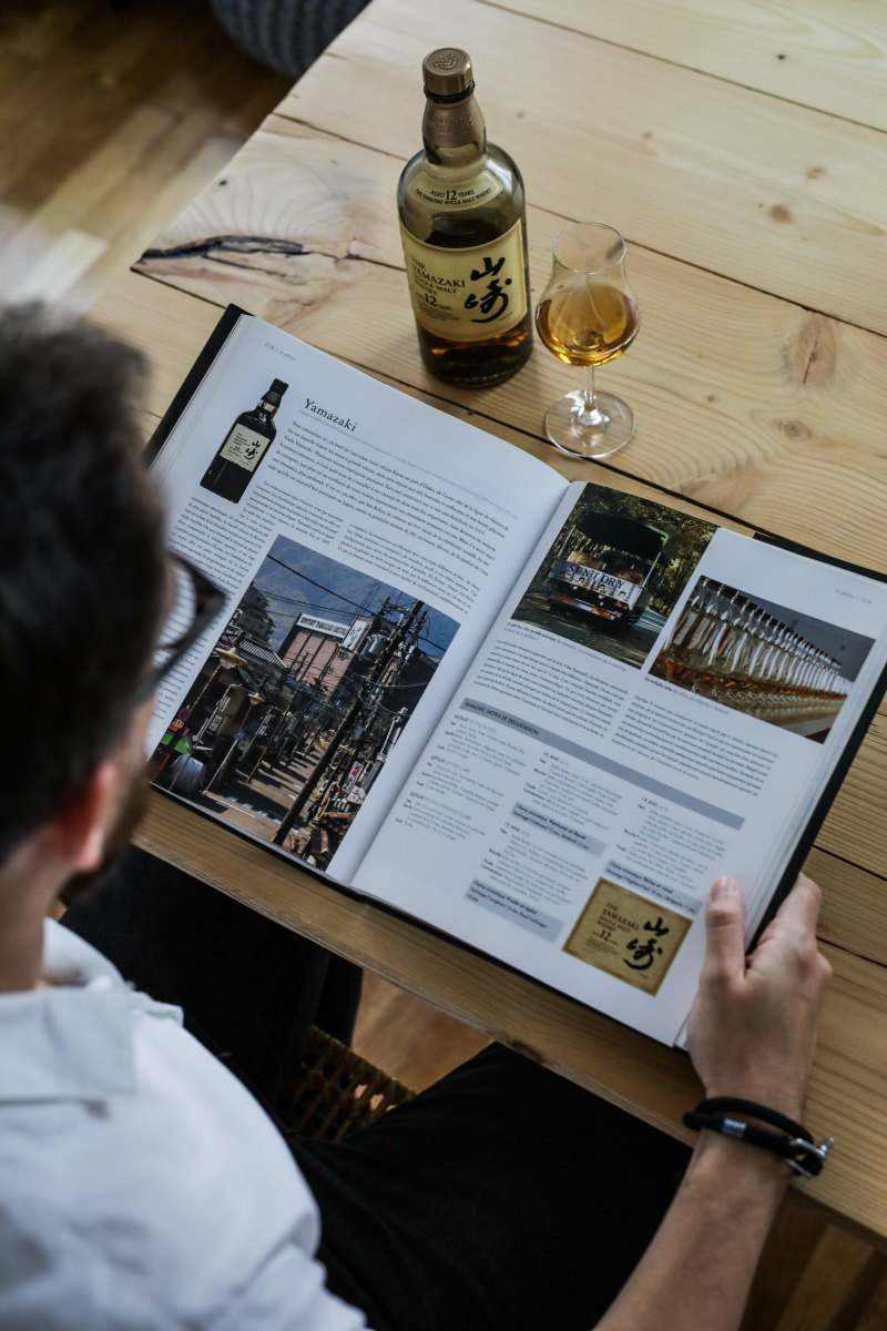 Atlas Mondial du Whisky Dave Broom DamienLB livre critique