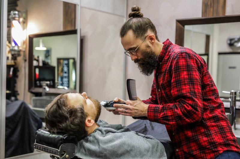 Just Good Art coiffure lyon DamienLB godefroy barbier