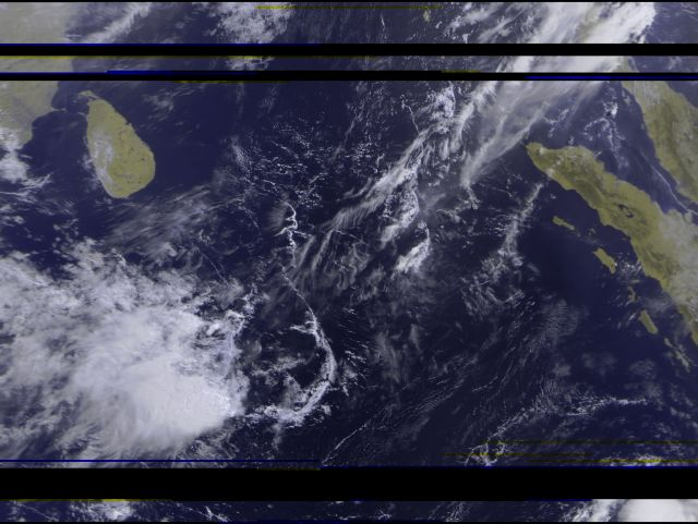MN2 pass over Sri Lanka 07.03.2016 at 09:00AM (UTC+5:30)