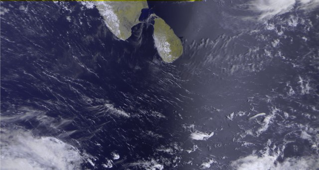 weather satellite sri lanka
