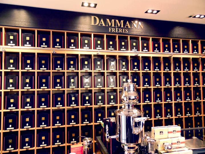 our stores dammann freres