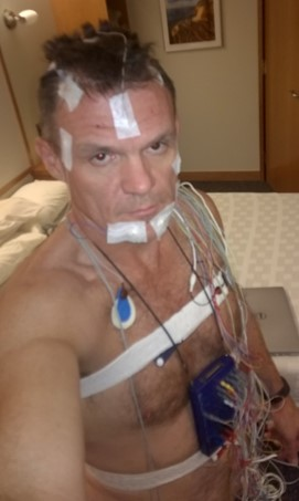 What I Learned From My Sleep Study-Part 1 - Damon Stoddard's
