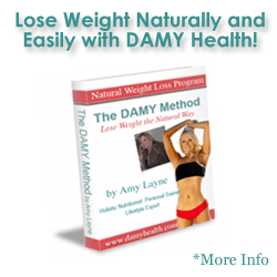 DAMY Method Natural Online Weight Loss Program