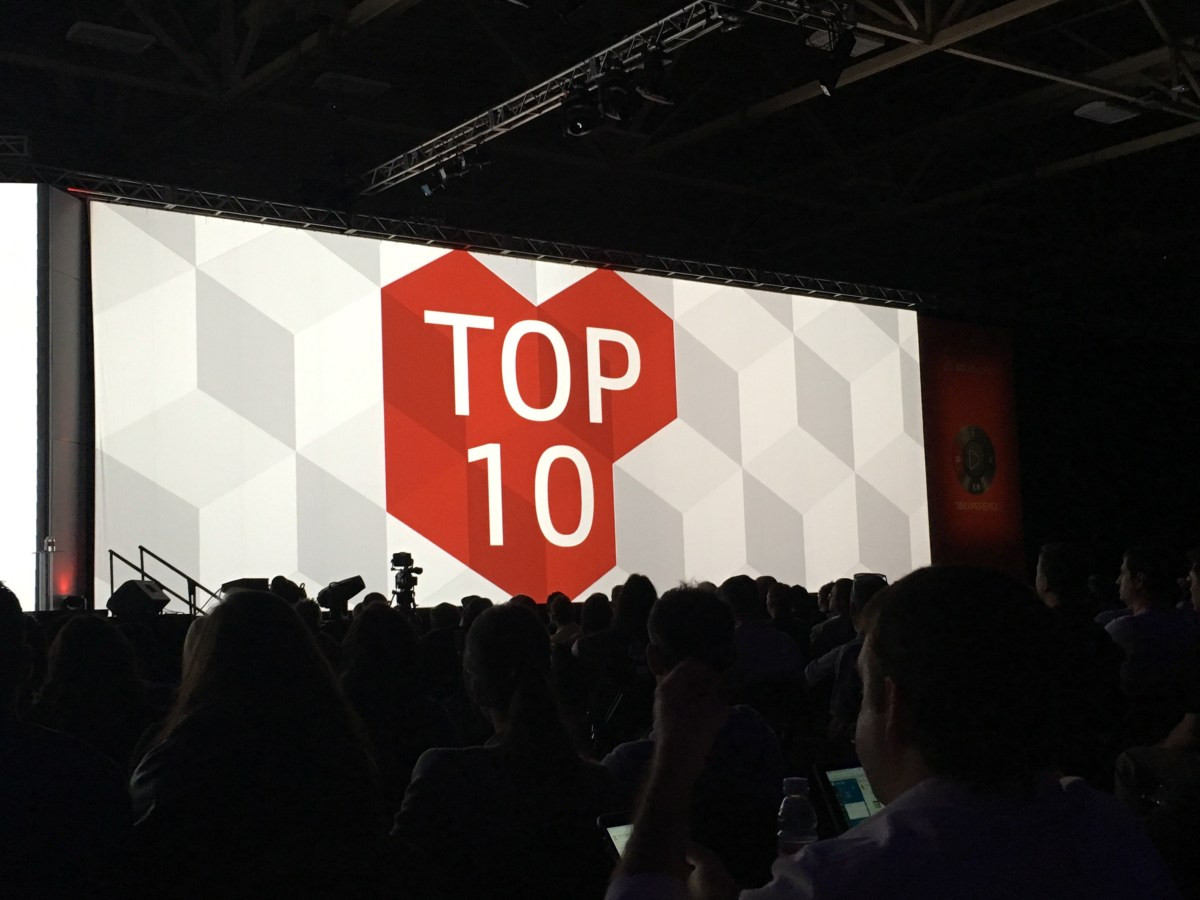 Solidworks World 2016 Top Ten List