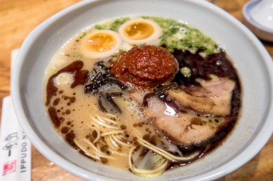 Ippudo Noodle NYC