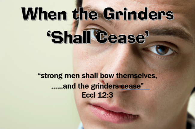 When the Grinders Shall Cease | www.warn-usa.com | WIBR/WARN