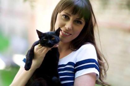 foto cu pisica