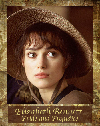 Elizabeth Bennet front