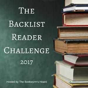 Backlist Reader Challenge