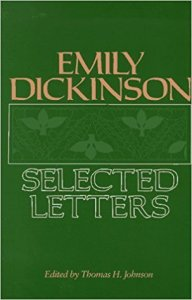 Review: Emily Dickinson: Selected Letters, ed. Thomas H. Johnson