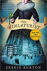 Review: The Miniaturist, Jessie Burton