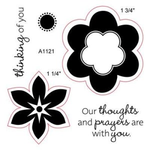 A1121 A Blossom $6.95