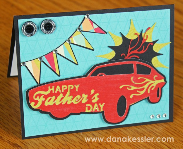 Fathers Day Card Cricut Explore Free To Be Me CTMH #scraptabulousdesigns #ctmh #cricutexplore