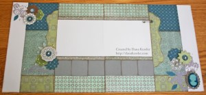 Avonlea Family Scrapbook Layout Pages Artiste #ctmh #scraptabulousdesigns #cricut
