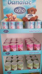 Danalac Display Rack For Stores
