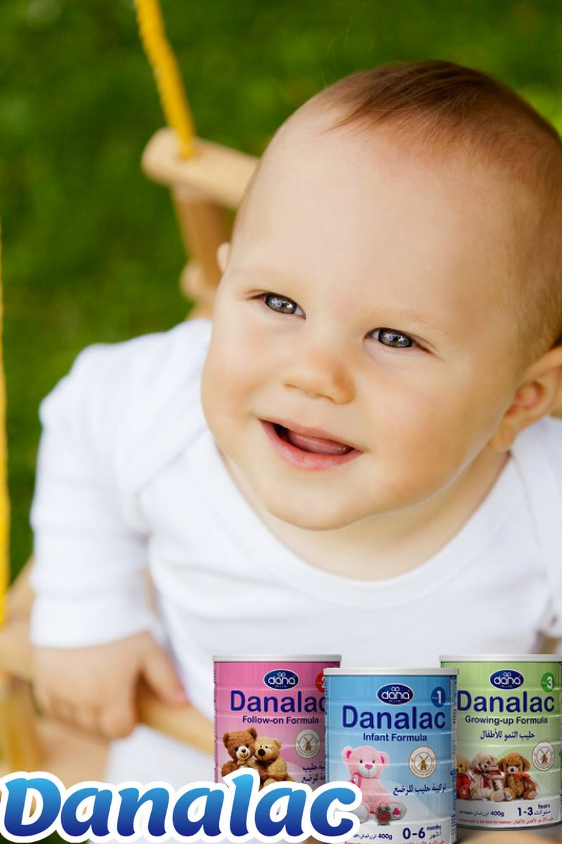 Iron Is An Essential Nutrient For Babies  Danalac -3059