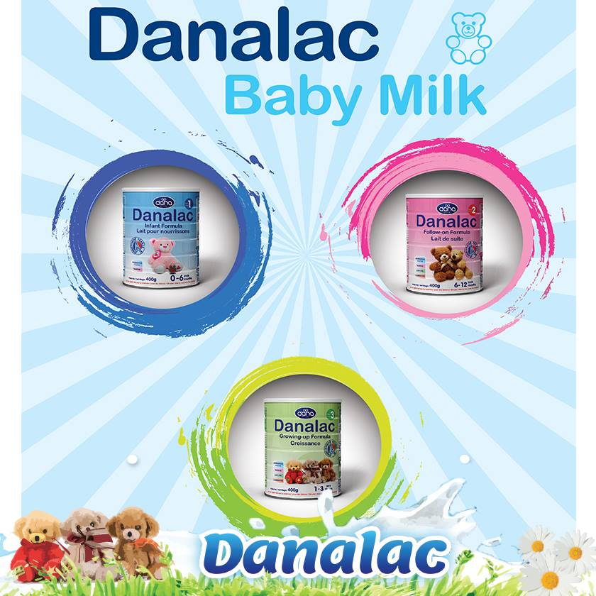 Baby Nutritional Needs and His/Her Age