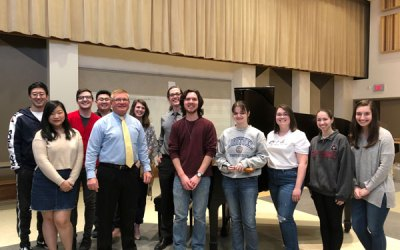 Piano Technology Lecture at IUP