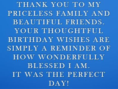 The Ideal Thank You Card From Jesus To His Priceless Family And Beautiful Friends