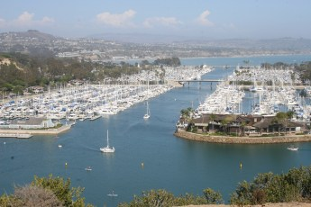 Many strategies are employed by the Dana Point Harbor Department in an effort to create a more environmentally sound facility. Photo by Andrea Swayne