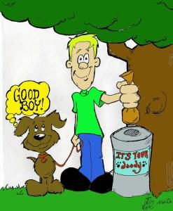 Cartoon courtesy of the city of Dana Point