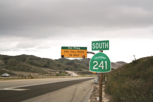 The Foothill/Eastern  Transportation Corridor Agency board of directors oversees the 133, 241 and 261 toll roads. File photo