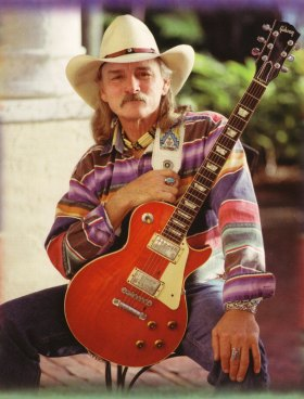 Dickey Betts and his band Great Southern are set to perform at the Coach House in San Juan Capistrano, August 21. Photo: Courtesy
