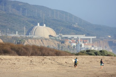 Neighboring cities will continue to play a part in emergency preparedness for the now-shuttered San Onofre Nuclear Generating Station, as county's plan remains in place. Photo: Andrea Swayne